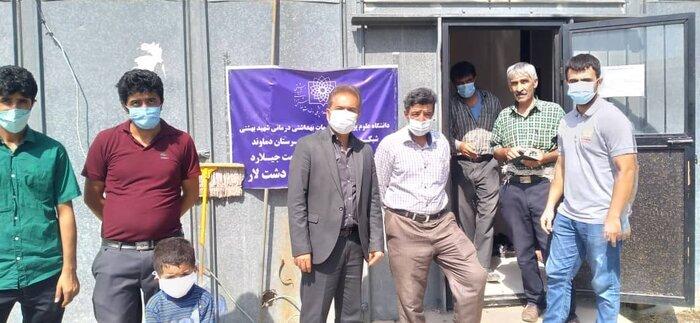بیش از ۹۰ درصد عشایر استان تهران واکسینه شدند