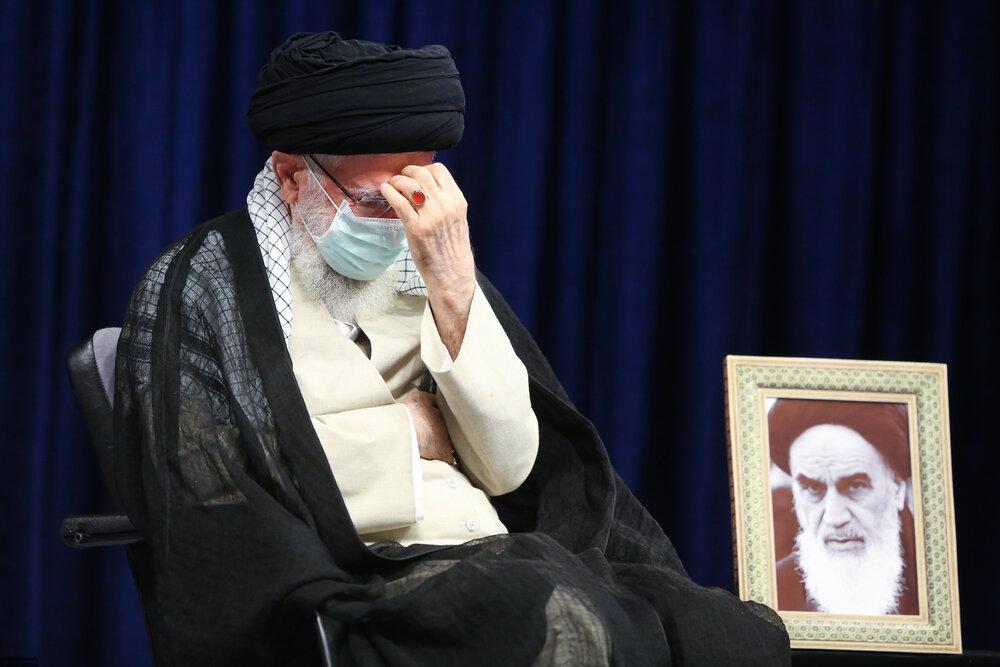 بیانات رهبر انقلاب در مراسم عزاداری اربعین حسینی