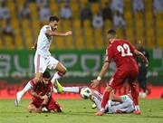 ترکیب تیم ملی فوتبال امارات برای رویارویی با ایران و عراق