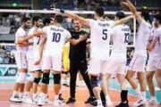 حریفان ایران در والیبال قهرمانی جهان