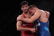 حسن یزدانی انتقام المپیک توکیو را از تیلور گرفت