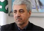 بازدید سجادی از ورزشگاه شهدای مس کرمان