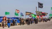 ورود ۲۸۵۰۰ زائر اربعین از مرز مهران