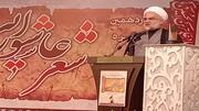 تنها حضرت علیاصغر (ع) برای اثبات مظلومیت سالار شهیدان کافیاست