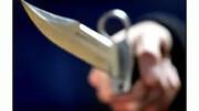 نگهبان بیمارستان با خنجر تیز ، خلع سلاح شد