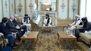 لندن روابط خود را با طالبان رسماً علنی کرد