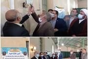 پروژه گازرسانی روستاهای «کرکوانه» و «کندیان» فیروزکوه افتتاح شد
