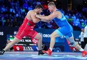 ایران صاحب کمربندهای طلا سنگین وزن جهان شد