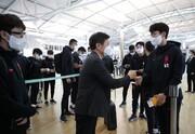 جواب تست کرونای بازیکنان کرهجنوبی