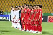 ترکیب احتمالی تیم ملی مقابل کره جنوبی