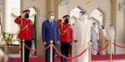پیام تبریک امیر کویت به رئیس جمهور و نخست وزیر عراق