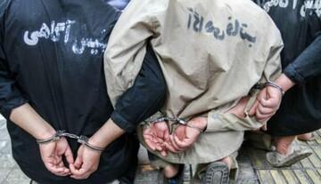 دستگیری 18 نفر در یک خانه مشکوک در شهرری