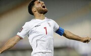 قول علیرضا جهانبخش بعد از بازی تیم ملی