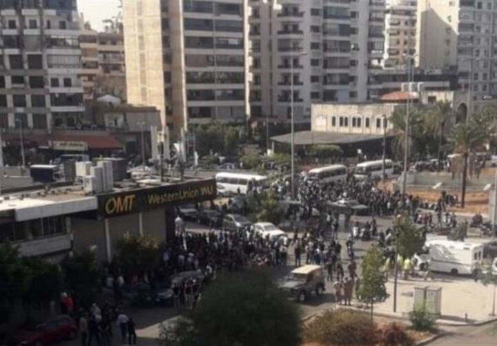 لحظه به لحظه با تحولات لبنان  ۶ کشته و بیش از ۳۰ زخمی در تیراندازی بیروت/ بازگشت آرامش به منطقه درگیری + عکس