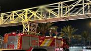 خودکشی مرد بوشهری از روی پل عابر پیاده