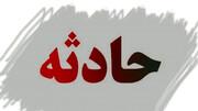 سمند و سانتافه در بزرگراه حکیم تهران یکدیگر را ترکاندند