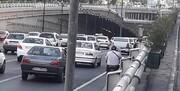 آخرین وضعیت ترافیکی معابر بزرگراهی در ۲۴ مهرماه