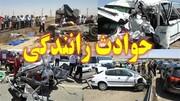 واژگونی مرگبار سواری سمند در رفسنجان