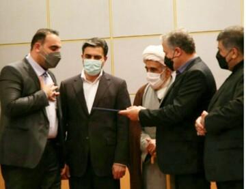 شهردار جدید اسلامشهر معارفه شد