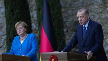 نزاع میان اردوغان و مرکل
