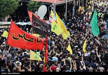 خواست مردم و احزاب شیعی لبنان پس از حملات تروریستی بیروت چیست؟