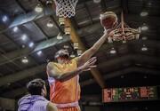 لیگ برتر بسکتبال| مس کرمان از سد کاله گذشت