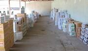 ۲۵۰ میلیارد ریال کالای قاچاق در غرب استان تهران کشف شد