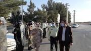 رزمایش مشترک سپاه و ناجا در پیشوا برگزار شد