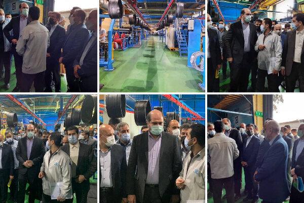 برنامههای اصلی استان تهران تمرکز بر رفع موانع تولید است