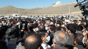 دیدار رئیس جمهور با تعدادی از عشایر دشت مغان