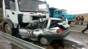 تصادف مرگبار در جاده یساقی به بندرترکمن