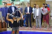 تکمیل طرح نوسازی گود زورخانه شهدای هسته ای شهرداری پردیس