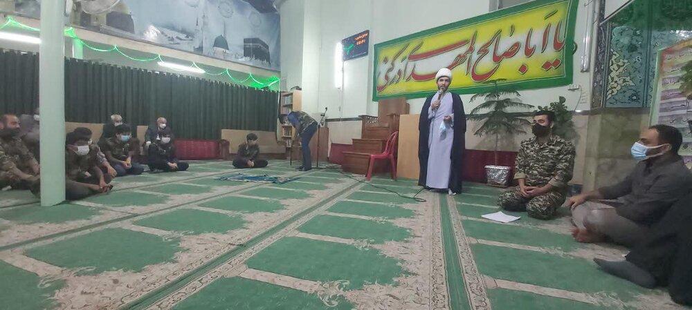 نشست عقیدتی در حوزه ۳۶۵ شیخ صدوق (ص) برگزار شد