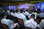 امیدواری رییس جمهور به موفقیت والیبال و فوتبال
