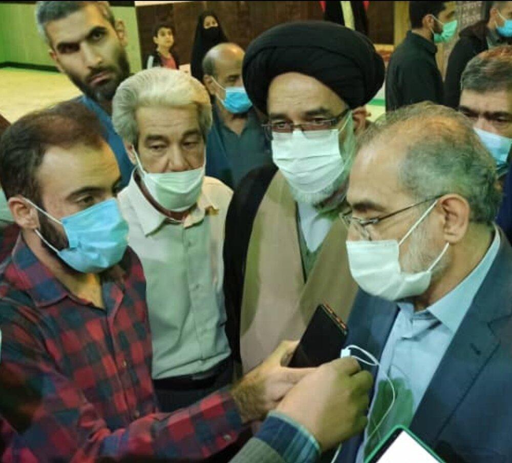مشکلات شهرستان های استان تهران  در دیدار مجامع استانی با رئیس جمهور مطرح میشود/وزیر آموزش وپرورش تا هفته آینده معرفی خواهدشد