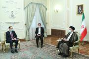 امیدواریم روابط اقتصادی تهران و بروکسل بیش از پیش تقویت شود