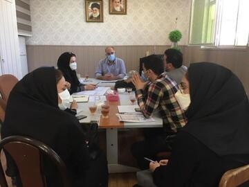 برگزاری نشست هماندیشی مراکز مثبت زندگی شهرستان پاکدشت