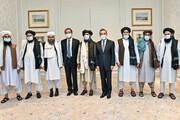 طالبان با وزیر امور خارجه چین دیدار کرد