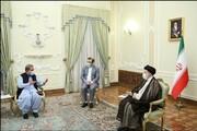 ما به امنیت و آرامش مردم افغانستان میاندیشیم/ داعش عامل ناامنیهای افغانستان است