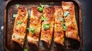 طرز تهیه بورک گوشت ترکیهای