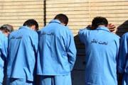 اعضای باند سارقان سریالی خودرو در شهرستان ری دستگیر شدند