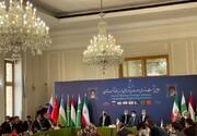 بیانیه نشست تهران| یک ساختار سیاسی فراگیر با مشارکت همه اقوام تنها راهحل مسائل افغانستان است