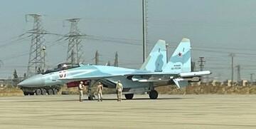 نخستین جنگنده روس در شرق سوریه مستقر میشود