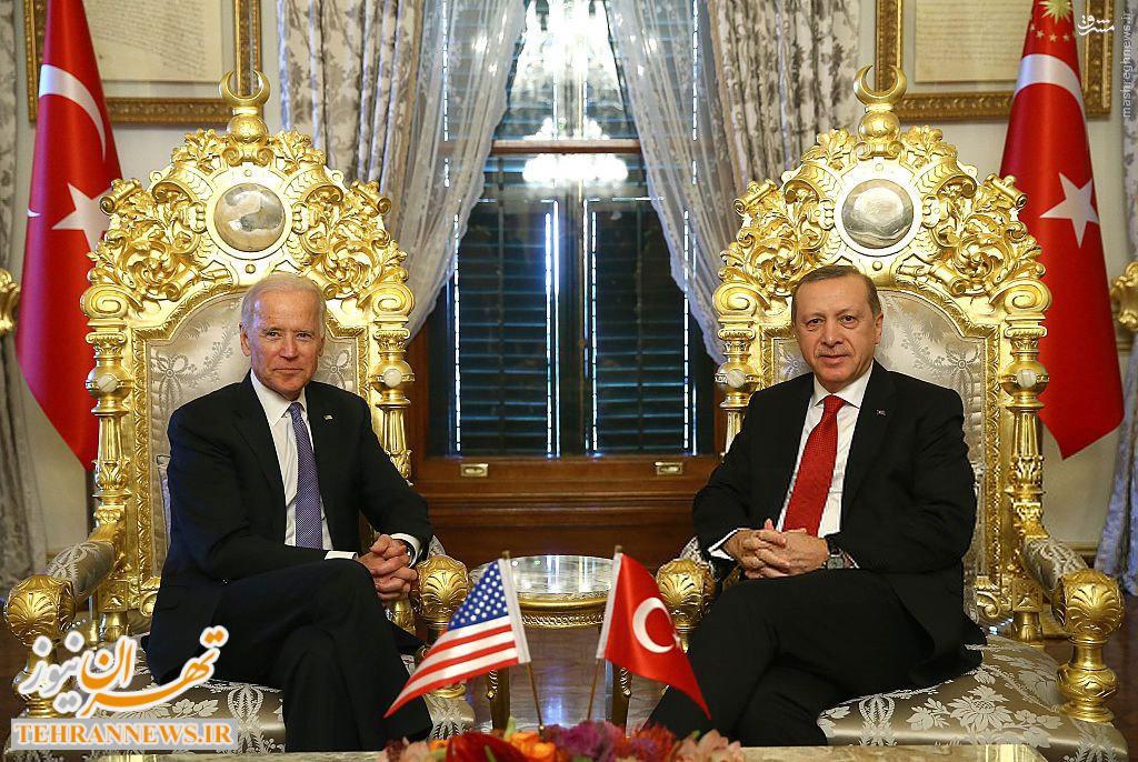 صندلی طلایی اردوغان!
