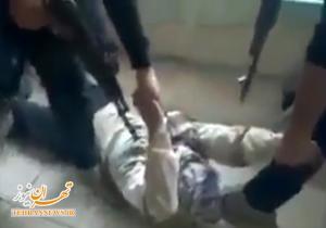 لحظه غافلگیری و دستگیری تروریست تک تیرانداز + فیلم