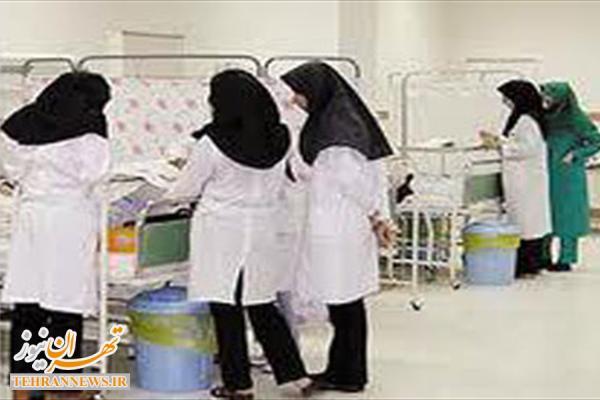 دعوت از پرستاران ایرانی به «بدحجابی»! + عکس