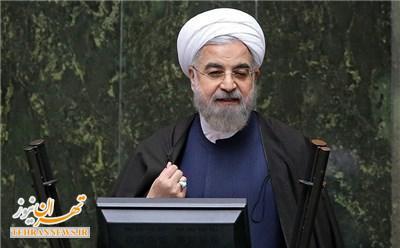 روحانی: در برجام کسی شکست نخورد/ لاریجانی:امیدواریم با لغو تحریمها فضای جدیدی برای رونق اقتصادی فراهم شود