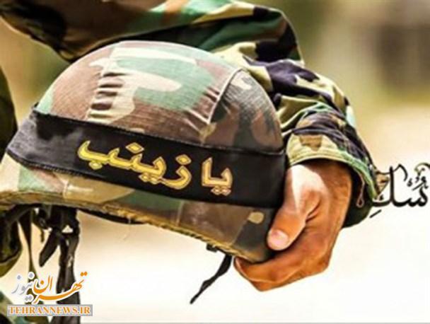 تشییع و خاکسپاری شهید مدافع حرم در باقرشهر + عکس