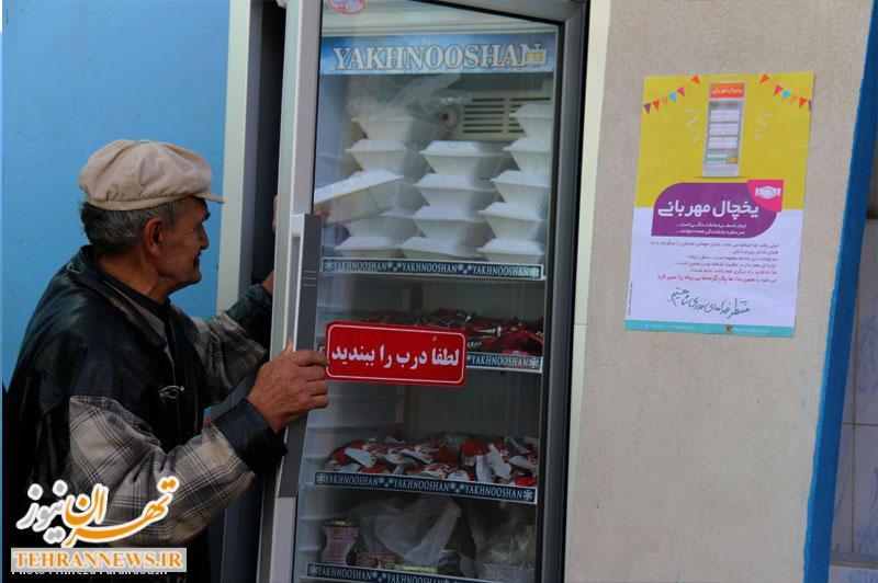 بازشدن پنجره دیپلماسی عمومی ایرانیان از دیوار مهربانی+تصاویر