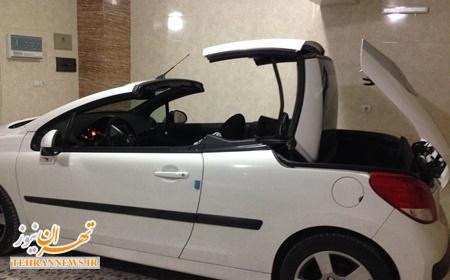 عکس های ماشین کروک۲۰۷ در ایران
